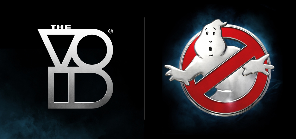 THE VOID announces partnership with Sony for Ghostbusters experience