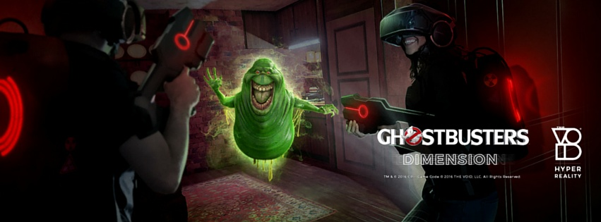Ghostbusters: Dimension banner